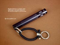 Accessory Flashlight for survival, evasion, resistance, escape combat tactical knife accessories