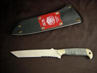 USAF Pararescue Light Combat Search and Rescue knife